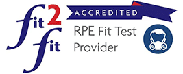 Fit 2 Fit accredited face fit testing