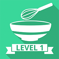 Level 1 Food Safety Catering icon
