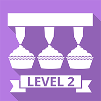 Level 2 Food Safety Manufacturing Icon