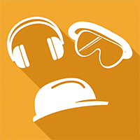 Working Safely online course icon